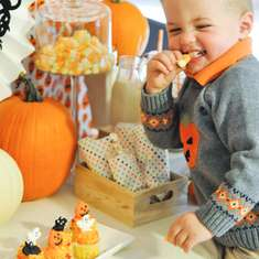 Cute Little Pumpkins Halloween Party - Pumpkin