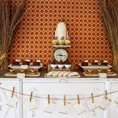 Rustic Fall/Thanksgiving Party - Rustic Fall/Thanksgiving Party