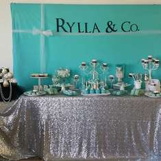 Rylla & Co. Baby Shower - Tiffany & Co.