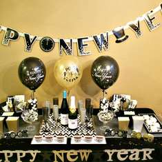 New Year's Eve Party - None