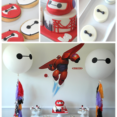 Big Hero 6 Birthday Bash! - Big Hero 6