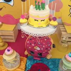 Annelys Shopkins Party - Shopkings