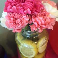Caitlin's Bridal Shower - Pink Lemonade