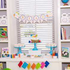 Reading Book Party + FREE Printables - Books