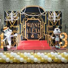 How if Mickey & Minnie go to great gatsby party? - Mickey Mouse / Minnie Mouse