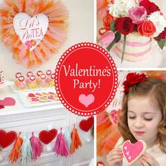 Valentine's Party - Valentine's Day