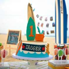Jagger's Birthday Beach Bash - Beach / Surf