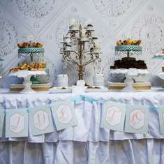 Shabby Chic Party Ideas For A Bridal Shower Catch My Party