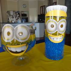 DIY coolest Minions party  - Minions