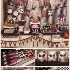 Tim Burton Party Ideas Catch My Party