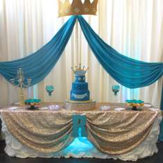 Little Prince - A Little Prince Baby Shower