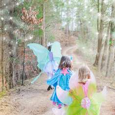 Fairies, Unicorns & Rainbows Party - Fairies, Unicorns & Rainbows Party