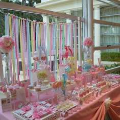 Romantic Party - Shabby chic