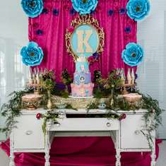 A Dream Princess Party in Beverly Hills - Princess