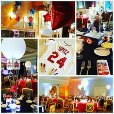 Tyler's All Star Baseball Bar Mitzvah Cleveland Ohio - All Star Baseball Bar Mitzvah