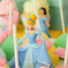 Princees party for Sarah - Princess