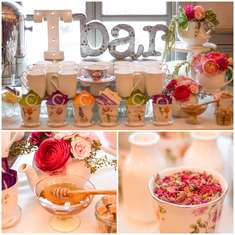 Kimberly' s Garden Tea Party - Garden Tea Party
