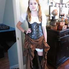 Madelyn's 12th Birthday Party - Steampunk