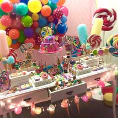 Mili's Sweet Shop - Candys