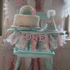 Raelynn's Winter One-derland Wonderland - Winter Wonderland