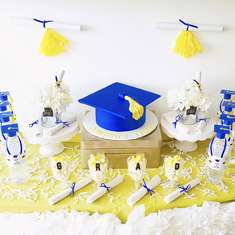 Graduation Party - Hats Off Grad