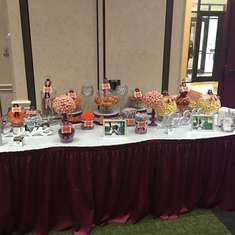 I only did the Candy Buffet  - Candy Buffett