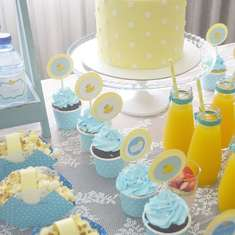 Duarte's Baby Shower  - Rubber Duck