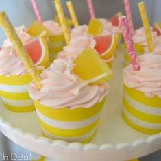 Pink Lemonade Birthday Party - Pink Lemonade Birthday Party