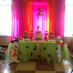 Tamar's Pebbles and the Flintstones  Birthday Bash  - Pebbles and the Flintstones