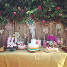 Anaiah' S Boho Chic Birthday - Boho Chic