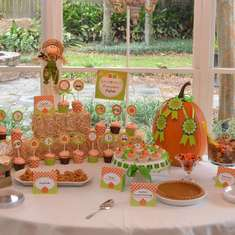 Austin's Pumpkin Patch Party - Pumpkin Patch