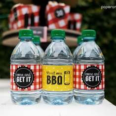 BBQ Bash - Gingham and Mason Jars