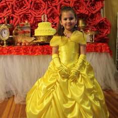 Alejandra's Belle Ball - Belle / Beauty and the Beast