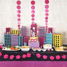 Super Barbie Birthday Bash - Barbie in Princess Power
