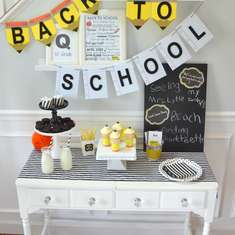 Back To School Party - Back To School