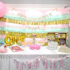 Elena's Shabby Chic First Birthday - Shabby Chic