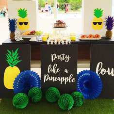 Party Like A Pineapple Splash Bash  - Pineapple