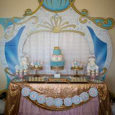 A Dream Come True Cinderella Party - Cinderella