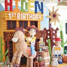 Toy Story Lego Party - Toy Story