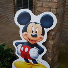 Jaylen's 1st birthday party  - Mickey mouse clubhouse