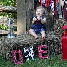 "Jackson's 'Down on the Farm' 1st Birthday Party - ""Down on the Farm"""