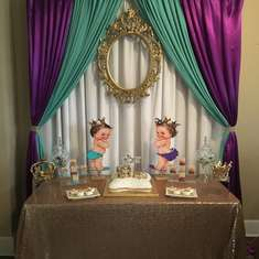 Prince or Princess Gender Reveal  - Prince or Princess