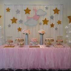 Twinkle twinkle little star Baby shower  - Twinkle twinkle little star