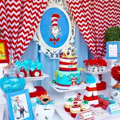 Dr Seuss Party Ideas Catch My Party
