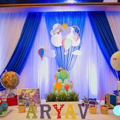 Aryav's First Birthday  - Fly High Baby