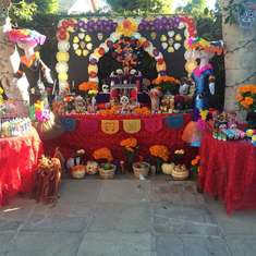 Dia de Los Muertos Birthday - Day of the Dead