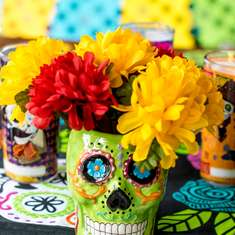 "DIA DE LOS MUERTOS DINNER PARTY - ""Day of the Dead"