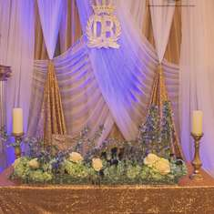 Royal Prince Baby Shower - Royal Themed
