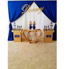 Dorsey Royal Prince Theme Baby Shower - Royal Prince Theme