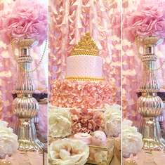 Beautiful Princess Birthday Party - Princess